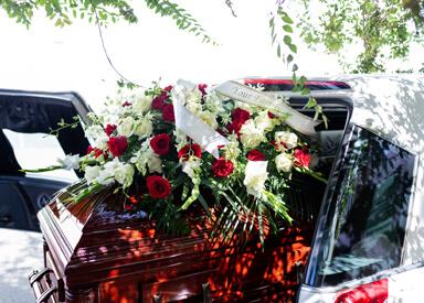 Serviço de Funeral Sepultura Cremação e Jazido Funerária da Freguesia
