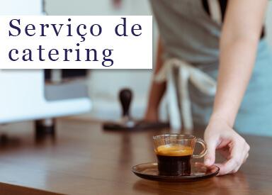 Serviço de Catering Funerária da Freguesia